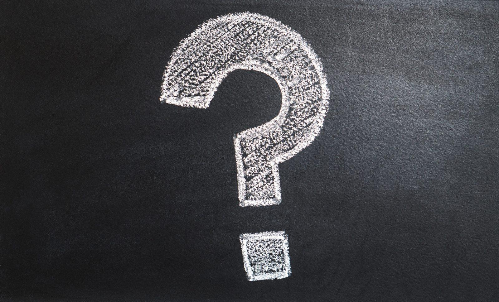Questions on Blackboard