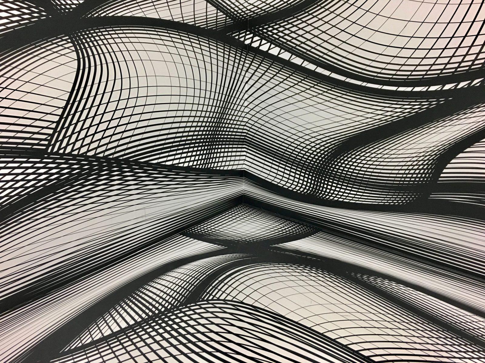 Wavey Pattern